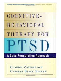Cognitive Behaioral Therapy for PTSD book